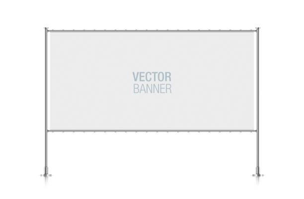 breiten weißen banner. - breit stock-grafiken, -clipart, -cartoons und -symbole