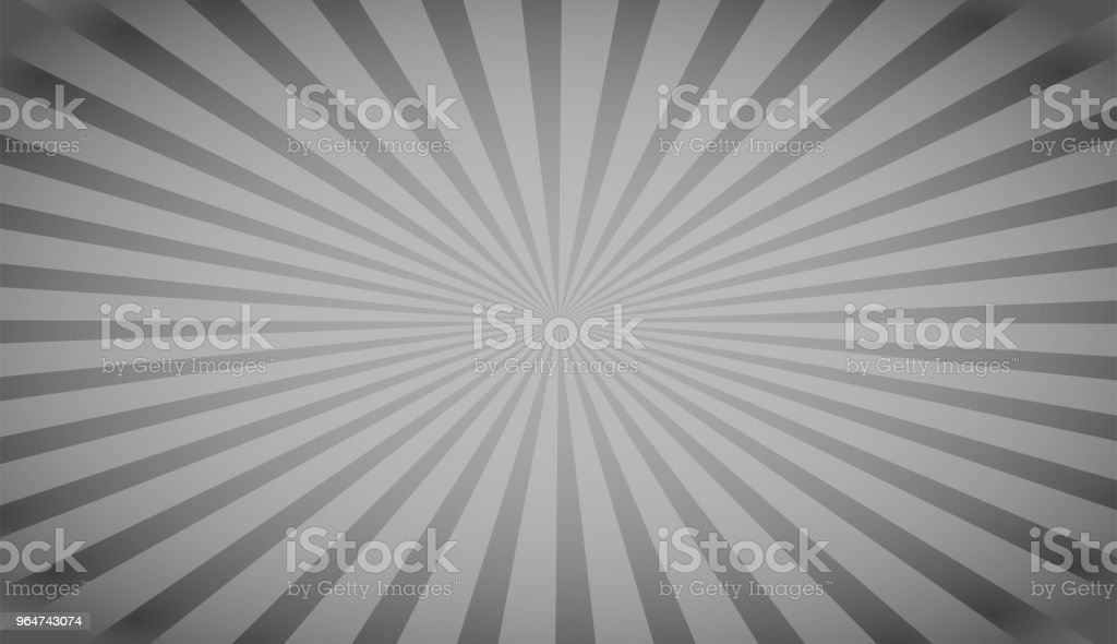 Wider Gradation sunburst background royalty-free wider gradation sunburst background stock vector art & more images of abstract