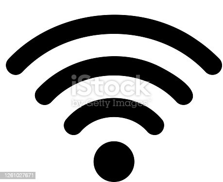 istock wifi icon 1261027671