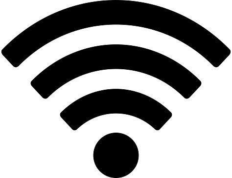 Wifi icon clipart