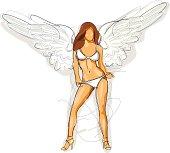 istock wild angel 165685084