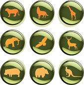 Each badge separately grouped and easily manageable. Comes with high resolution Jpeg.