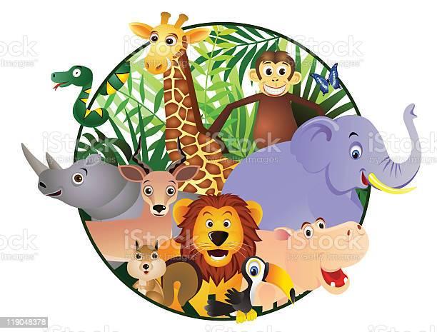Wild animal family vector id119048378?b=1&k=6&m=119048378&s=612x612&h=ljstw21 vbibcvgvl9sseqtnib2ppqwzgqbwxrv eta=