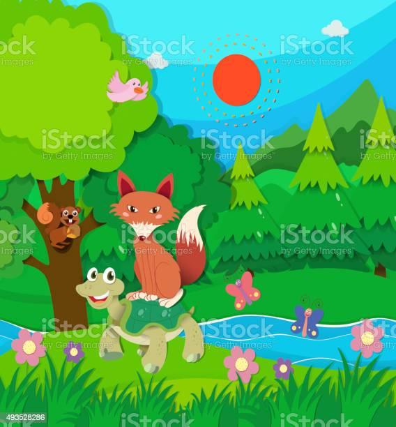 Wild animals living jungle vector id493528286?b=1&k=6&m=493528286&s=612x612&h=unl4017lvzfjbmzujaeaekvyl9qqvqvuttmy0 5kfdi=