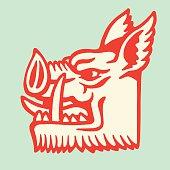 istock Wild Boar 526446017