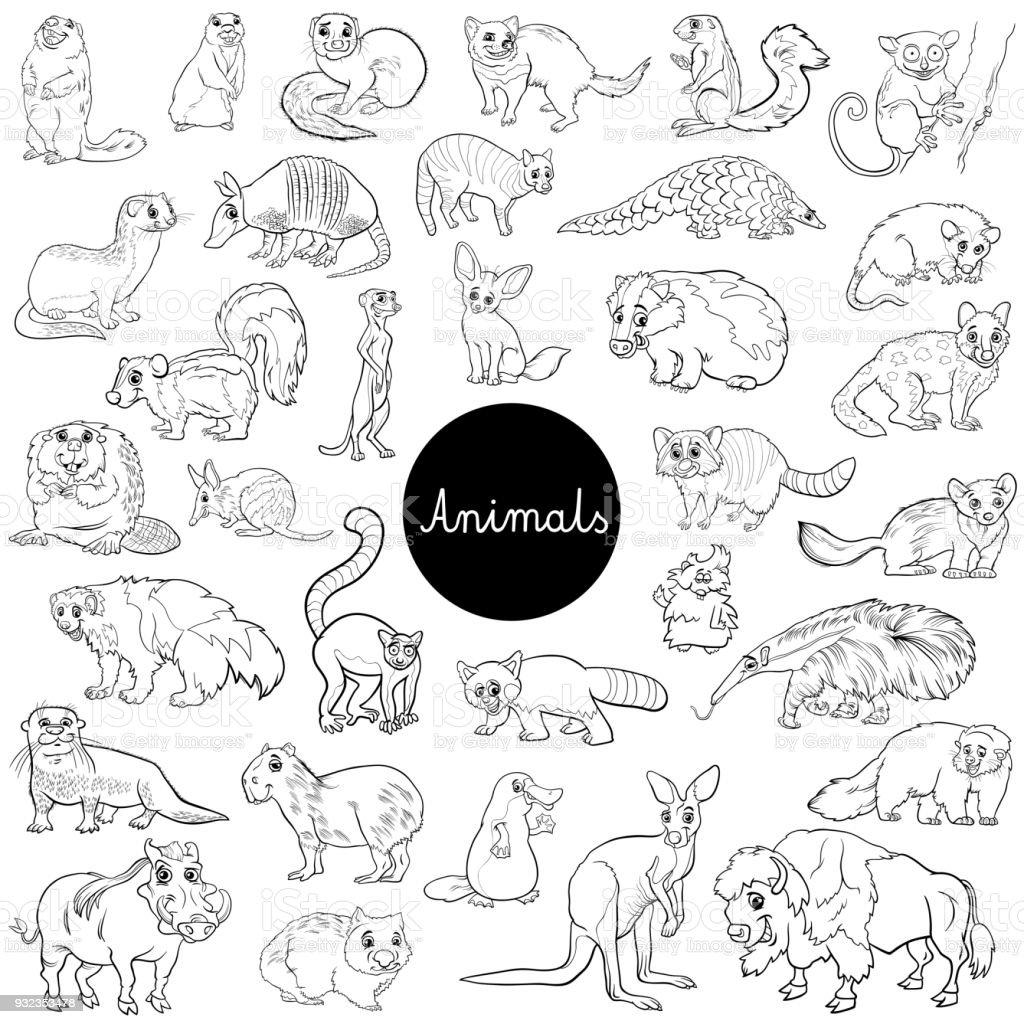 Beste Farbbuch Tiere Fotos - Druckbare Malvorlagen - amaichi.info