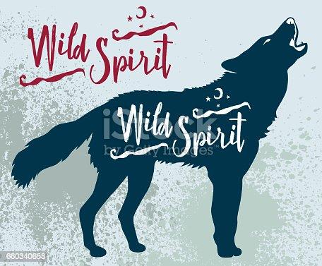 Wild Spirit Wolf
