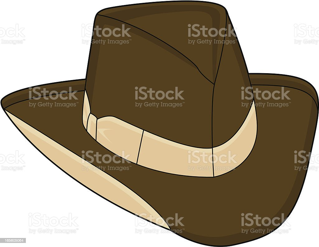 Wild West Cowboy Hat royalty-free wild west cowboy hat stock vector art & more images of beauty