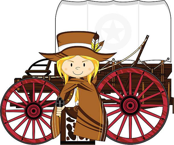 Royalty Free Chuck Wagon Clip Art Vector Images