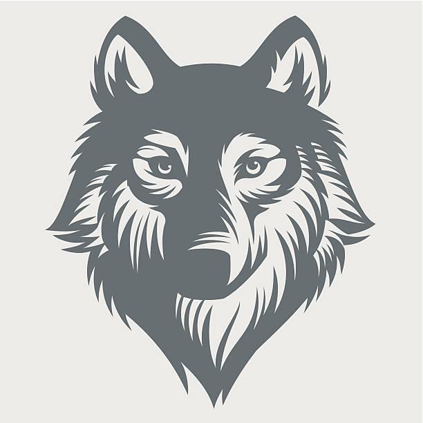 bildbanksillustrationer, clip art samt tecknat material och ikoner med wild wolf. - varg