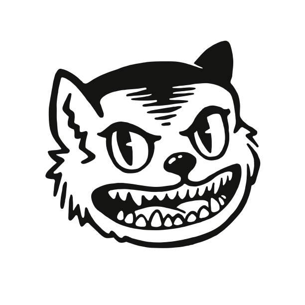 illustrazioni stock, clip art, cartoni animati e icone di tendenza di wildcat - rabbia emozione negativa