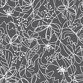 Cute vector design for liberty print, wallpaper, wrapping paper, scrapbooking, greeting cards.