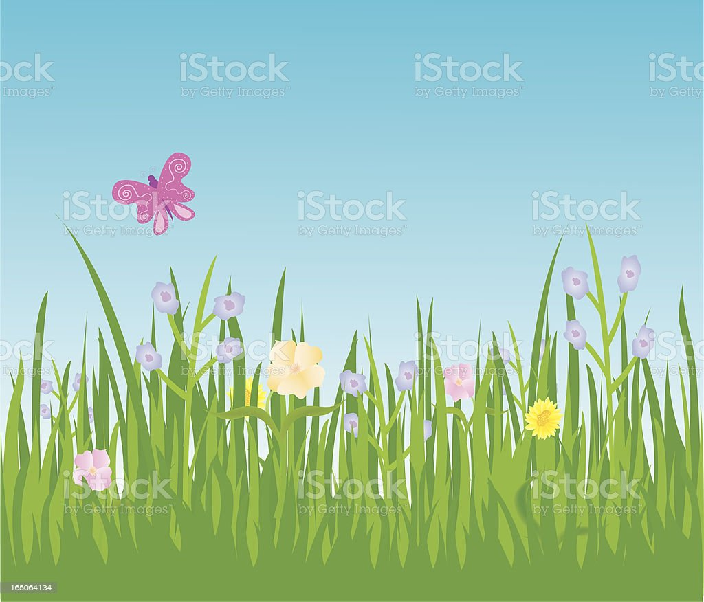 Wildflowers royalty-free wildflowers stock vector art & more images of beauty