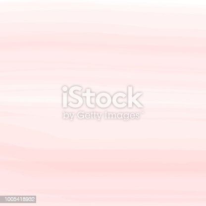 Pastel Color Abstract Background, Watercolor Vector illustration