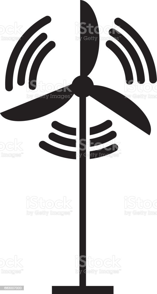 Wind turbine energy royalty-free wind turbine energy stock vector art & more images of advice