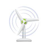 Wind Turbine - Novo Icons