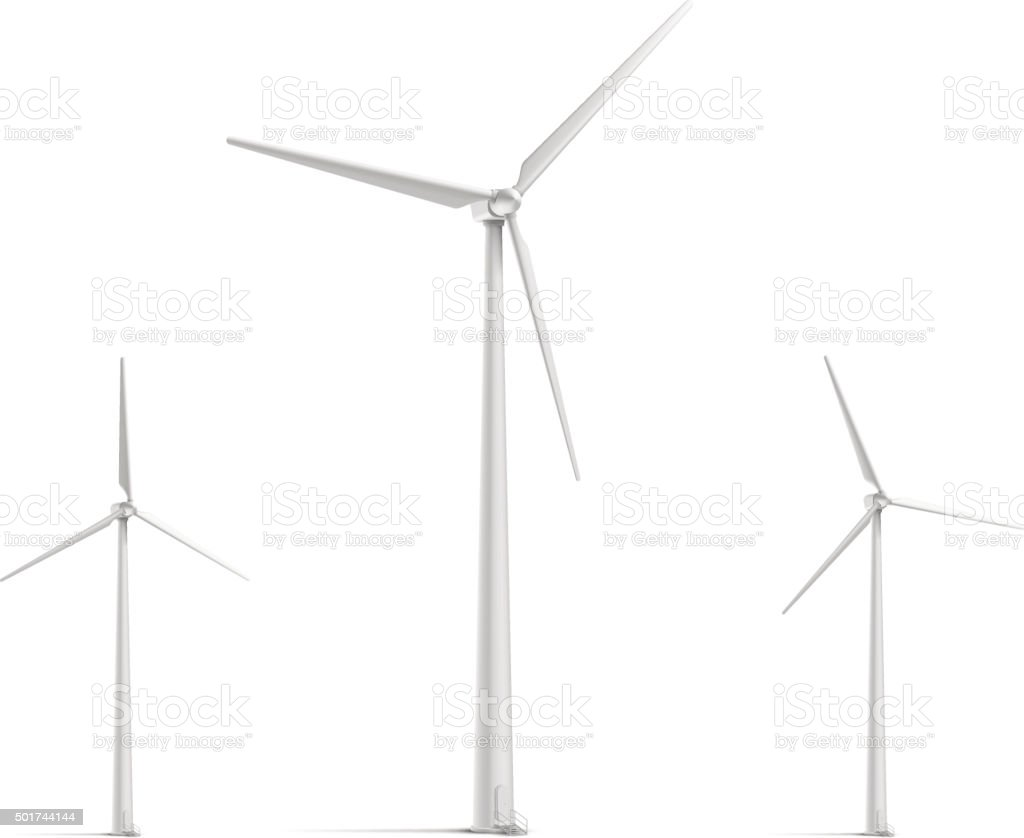 royalty free wind turbine clip art vector images illustrations rh istockphoto com Cartoon Wind Turbine wind turbine clipart