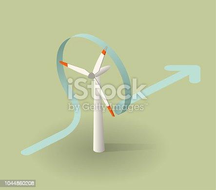 istock wind turbine 1044860208