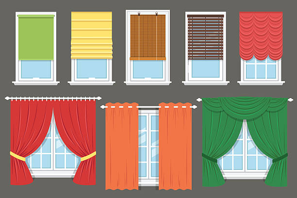 okno leczenia - store stock illustrations