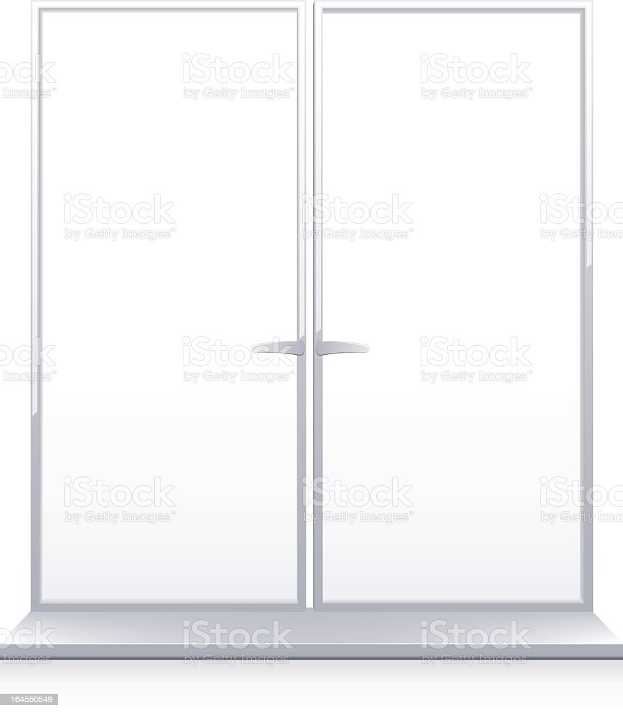 Window royalty-free window stock vector art & more images of architectural feature