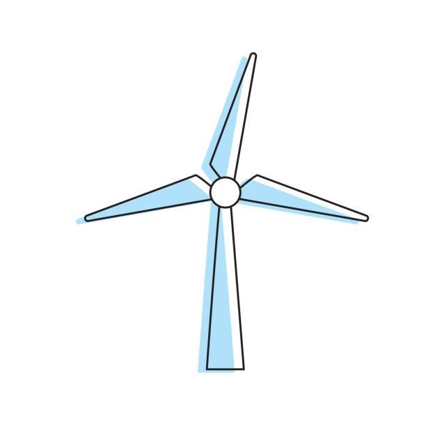 Windrad Zeichnen