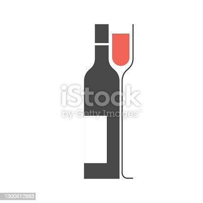 istock Wine design 1300612883