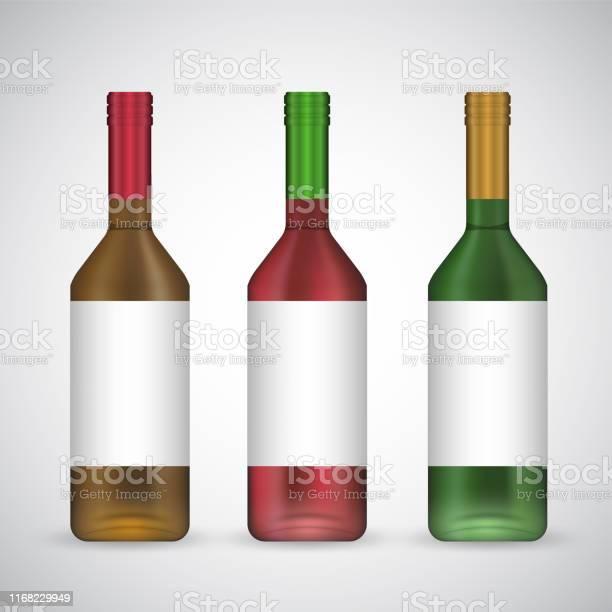 Wine glass bottle set with labels realistic 3d illustration template vector id1168229949?b=1&k=6&m=1168229949&s=612x612&h=uhjetgfbcykjfgfpyoytt1by2znqafsameitqs3daj0=