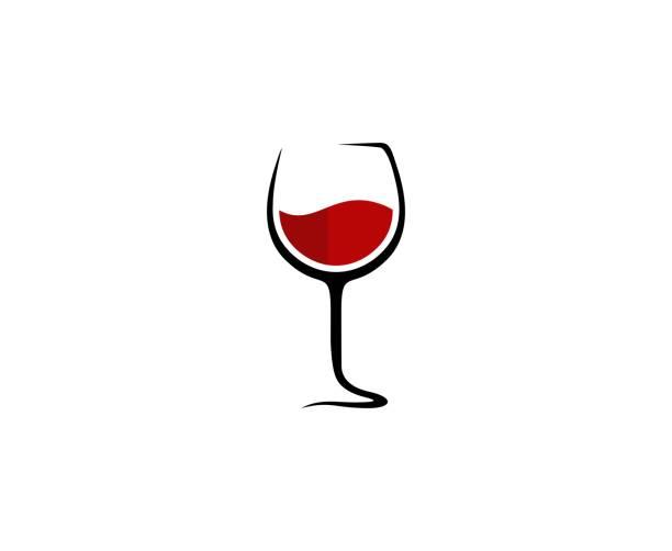 ワイングラス)アイコン - ワイングラス点のイラスト素材/クリップアート素材/マンガ素材/アイコン素材