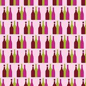 istock Wine Icon Seamless pattern 1309301113
