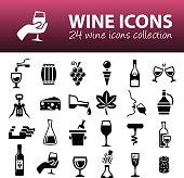 istock wine icons 470622660