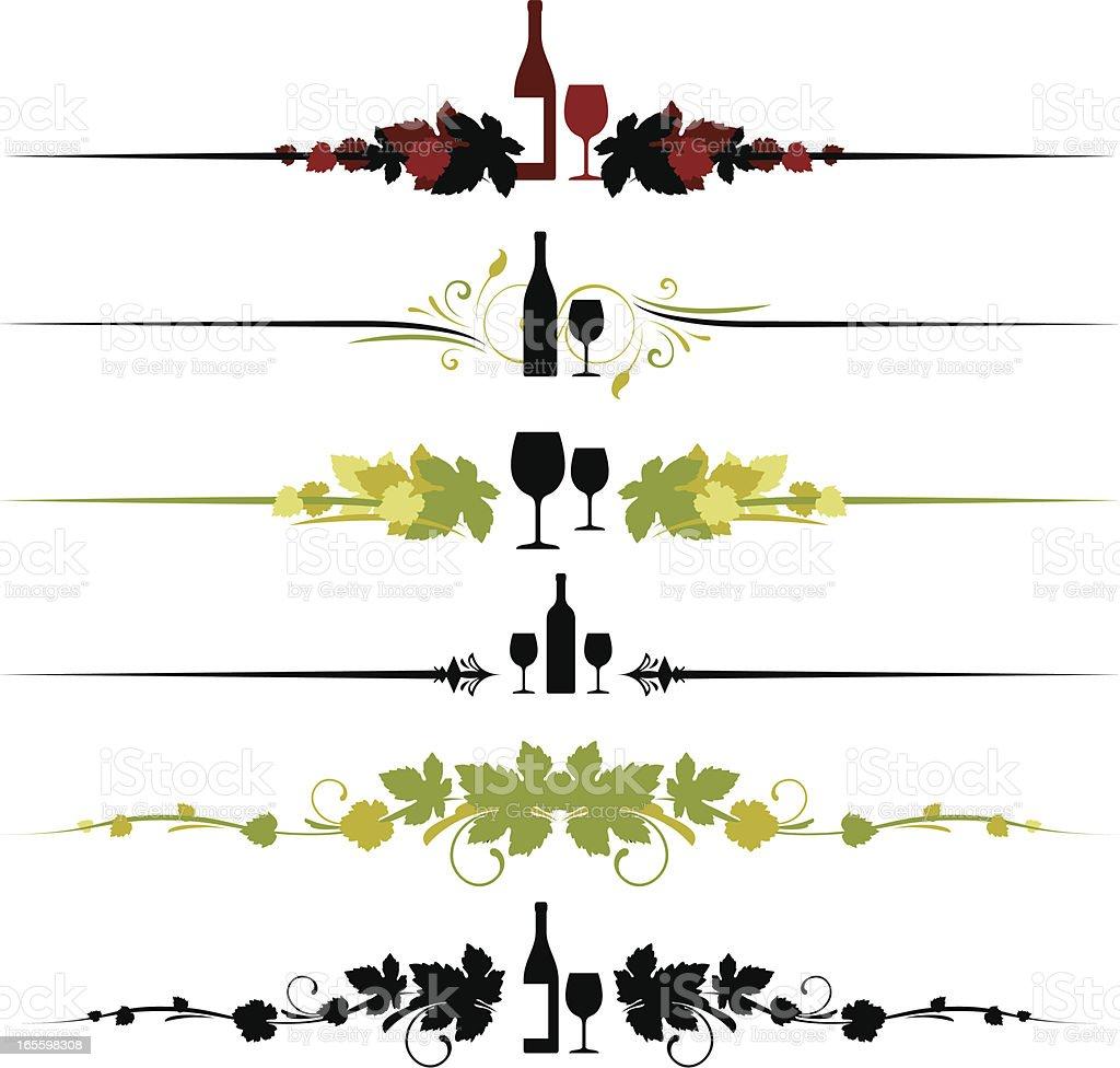 Lista de vinos de montaje en PCB ilustración de lista de vinos de montaje en pcb y más banco de imágenes de alcohol libre de derechos