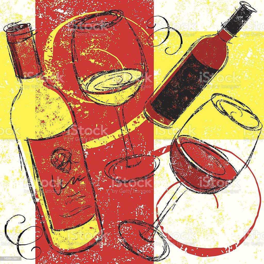 Wine party royalty-free wine party stock vector art & more images of alcohol