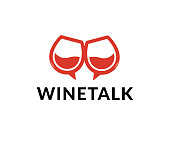 wine, bottle, glass, alcohol, vector, icon