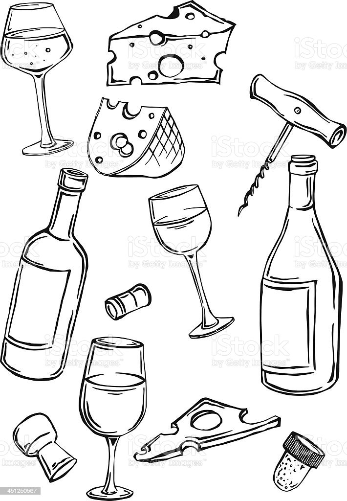 wine royalty-free wine stock vector art & more images of barrel