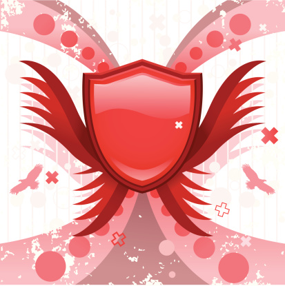 Winged Shield