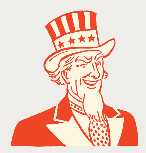 Winking Uncle Sam http://csaimages.com/images/istockprofile/csa_vector_dsp.jpg uncle sam stock illustrations