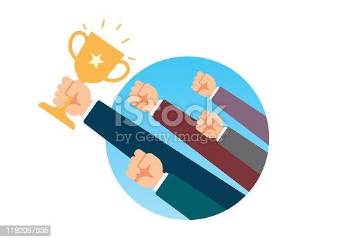 istock Winner 1192097835