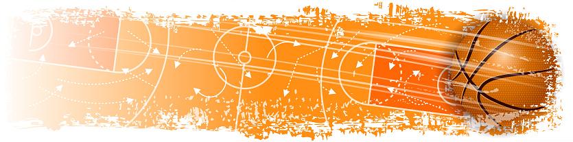 winning basketball banner