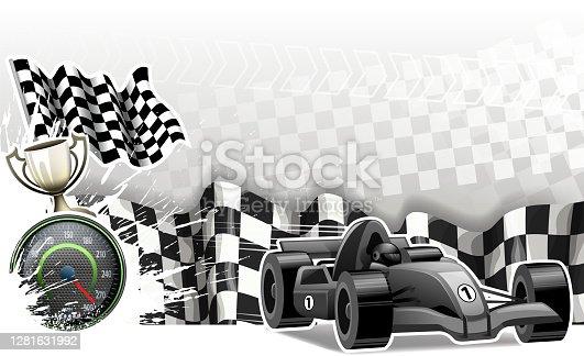 istock winning racecar 1281631992