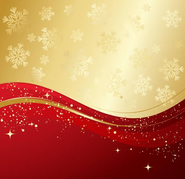 zimowe tło abstrakcyjne - new year stock illustrations