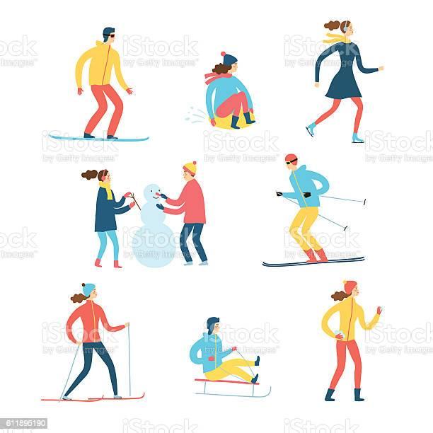 Winter activities cartoon set vector id611895190?b=1&k=6&m=611895190&s=612x612&h=fokji fi2diir97lsxl1ol8ixzse9  tznq1oktsvuu=