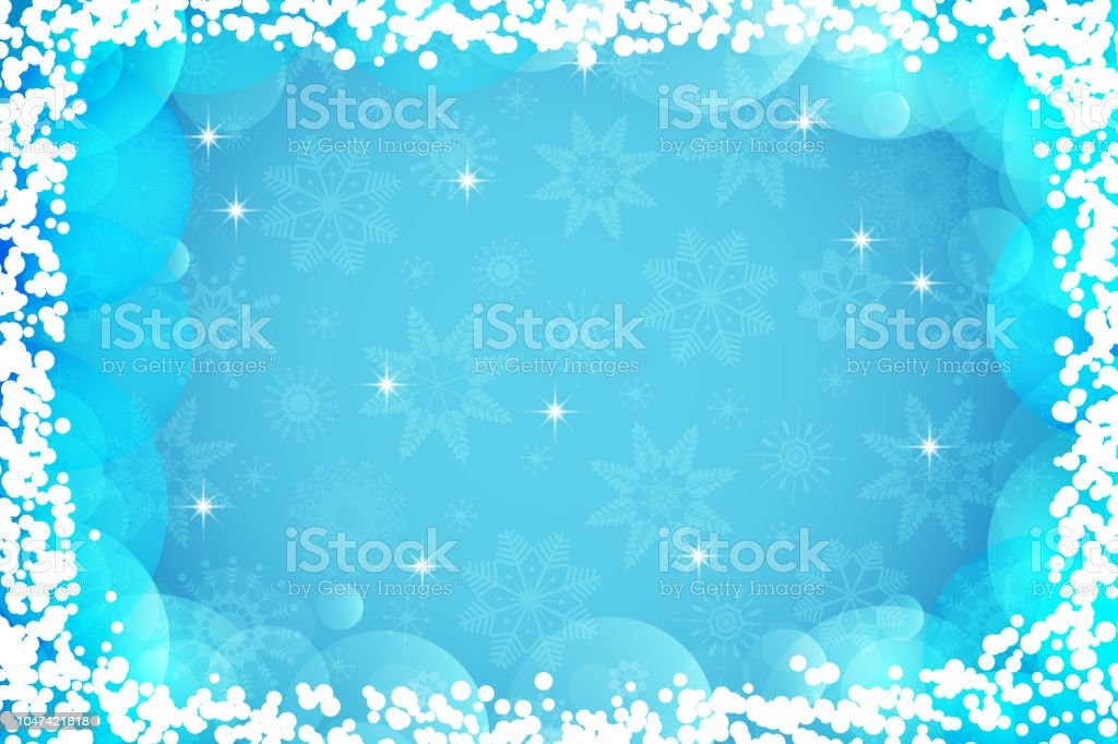 Winter Background For Holidays Greeting Cards Merry