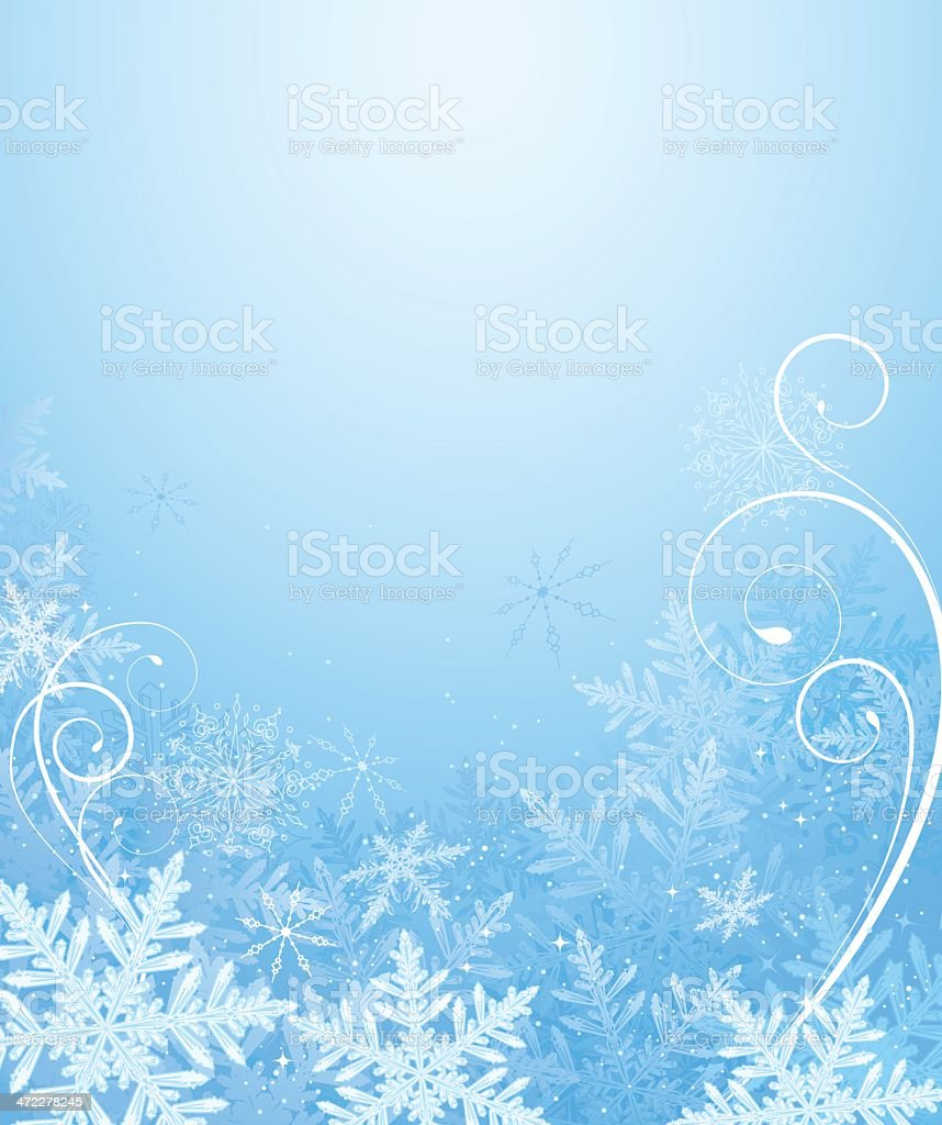 Winter Background royalty-free winter background stock vector art & more images of abstract