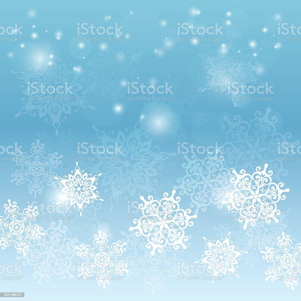 冬の背景 のイラスト素材 522166127 | istock