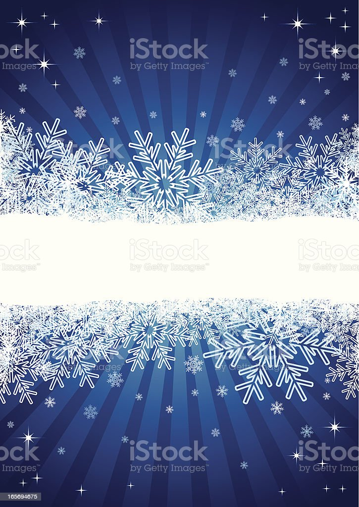 Winter background, vector royalty-free winter background vector stock vector art & more images of backgrounds