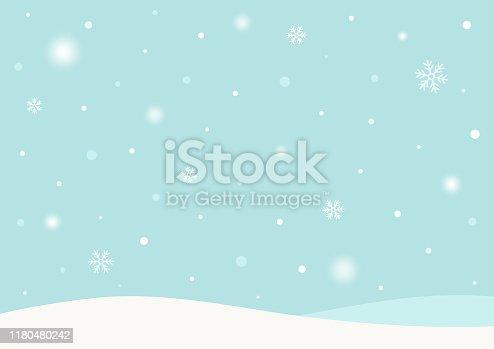 Winter,snow,blue,holiday,design,banner,template,illustration,background