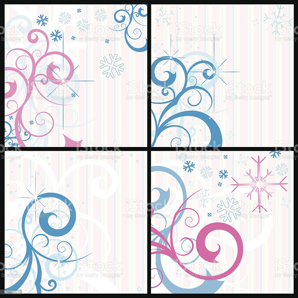 Winter backgrounds royalty-free winter backgrounds stock vector art & more images of art