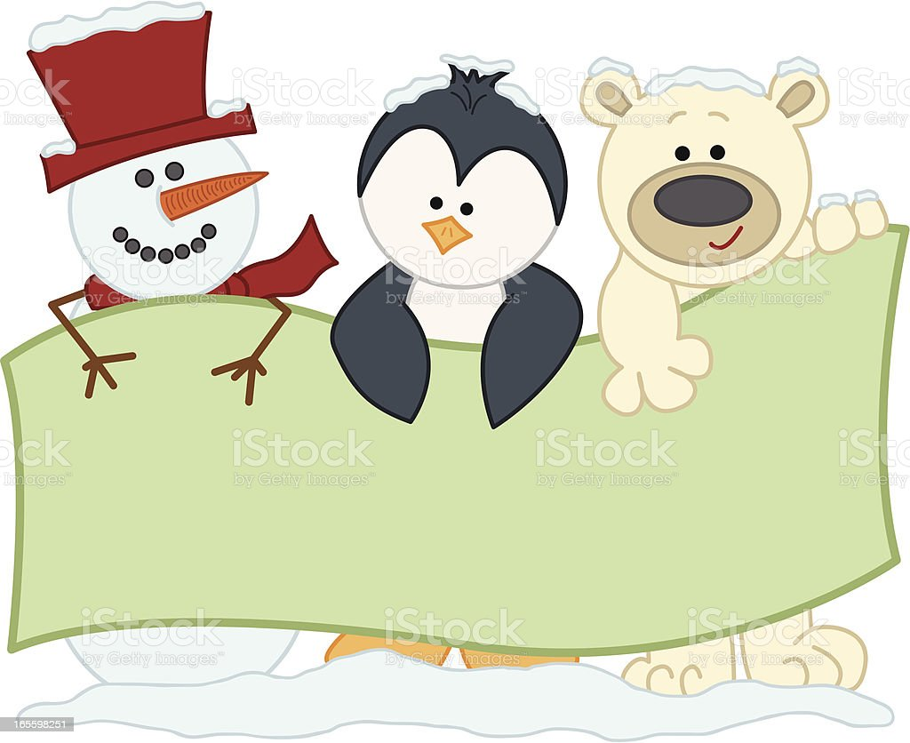 Winter Banner royalty-free winter banner stock vector art & more images of advertisement