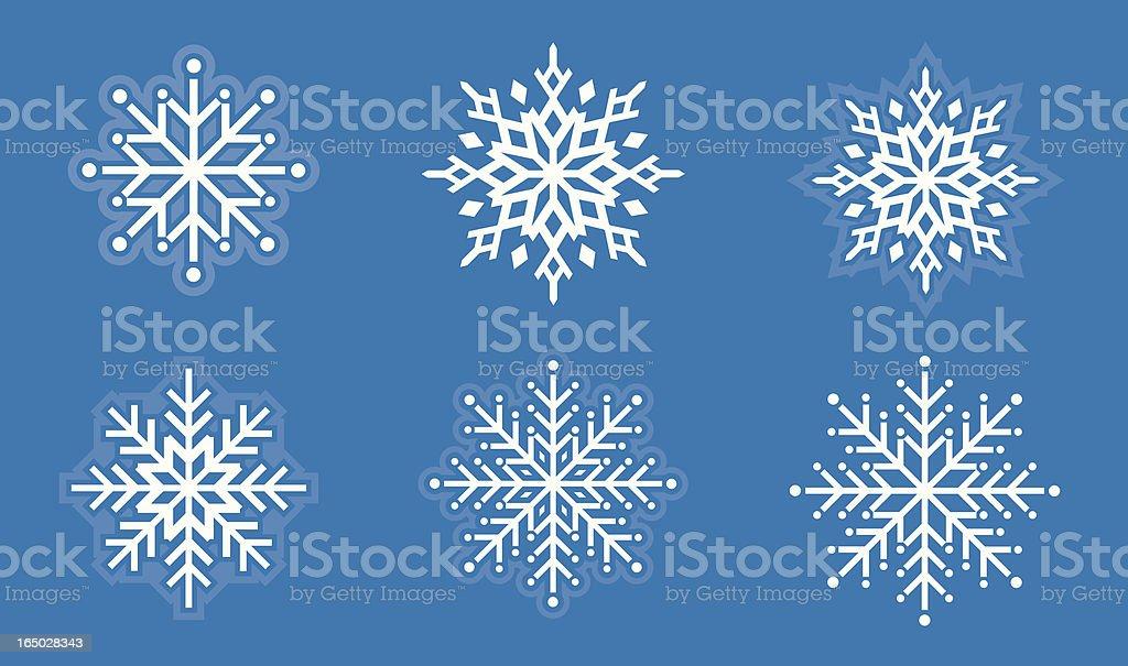 Winter Bliss royalty-free stock vector art