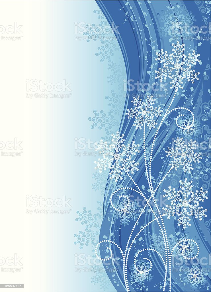 Winter flowers royalty-free winter flowers stock vector art & more images of backgrounds